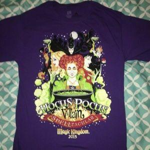 Hocus Pocus Villain Spelltacular 2015 Small Tshirt